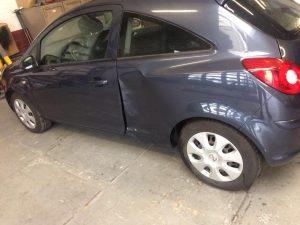 Schade Opel